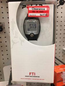 Polar FT1, Target, Fitness, Clearance, Sale