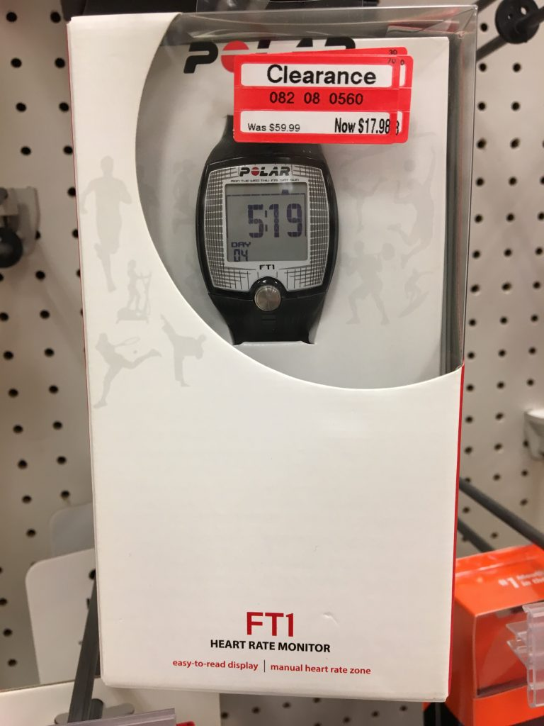 Polar FT1, Target, Fitness, Clearance, Sale