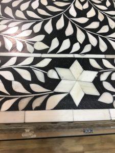 Marble dresser, Homegoods, Marshalls, black and white,