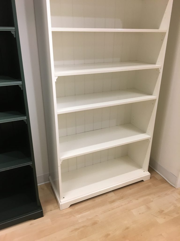 Browsing For A Bookcase Ikea Liatorp Painted Soup Coolers